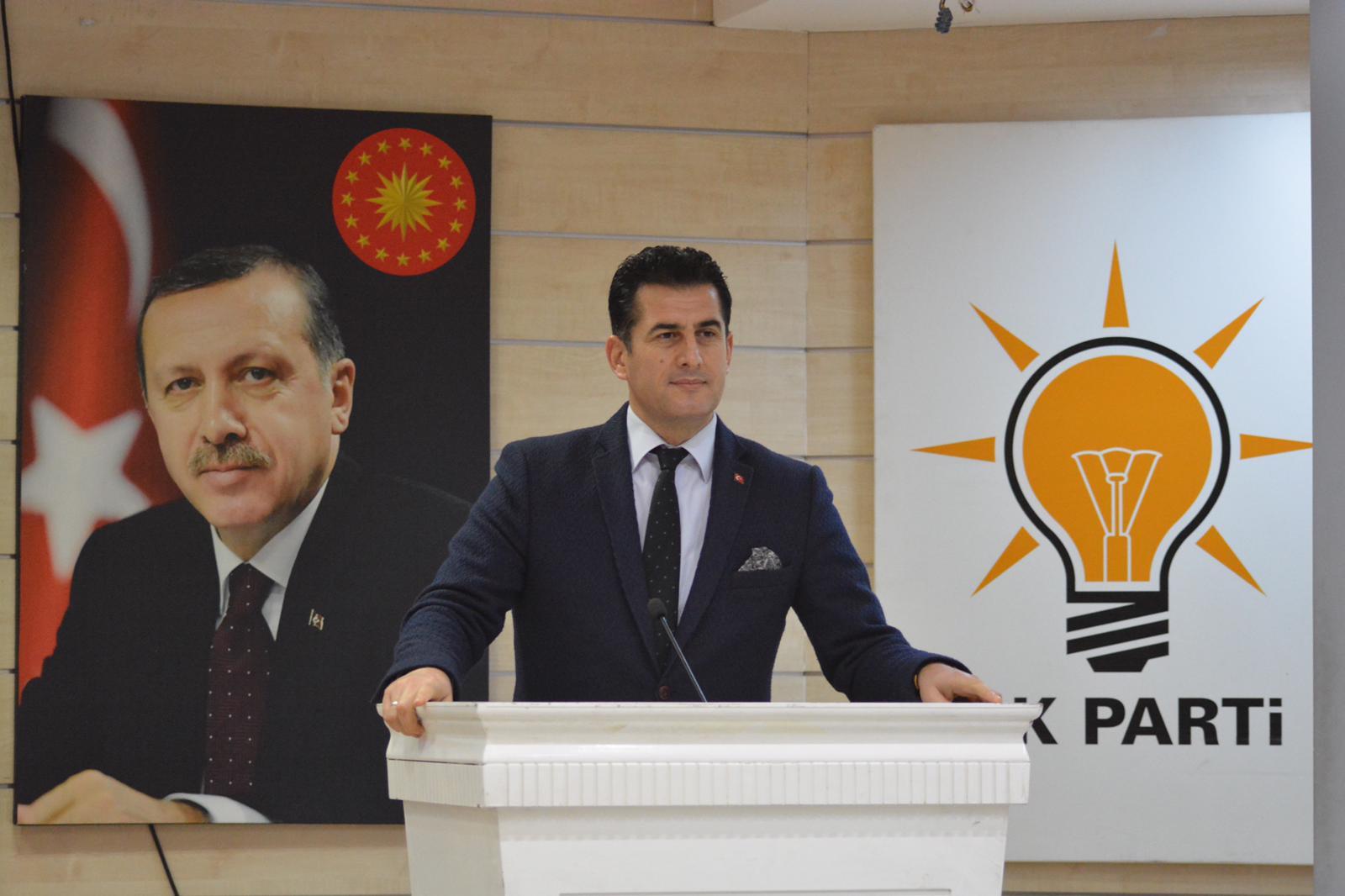 AK Parti Denizli, il kongresine hazır
