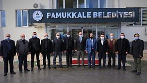 """Başkan Örki, """"Muhtarlarımız bizim için çok değerli"""""""