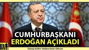 Cumhurbaşkanı Erdoğan'dan flaş aşı açıklaması