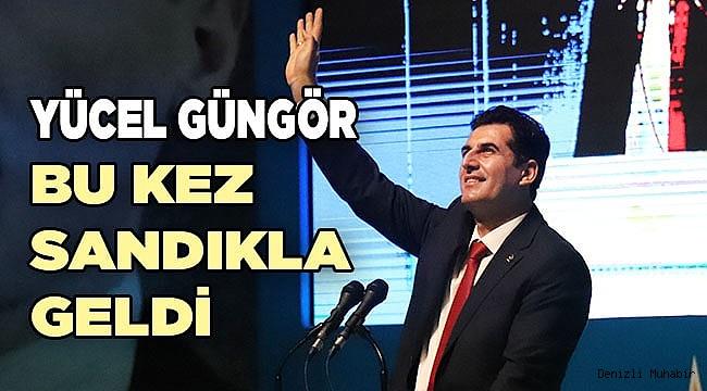 Denizli AK Parti'nin yeni yönetim kurulu belirlendi