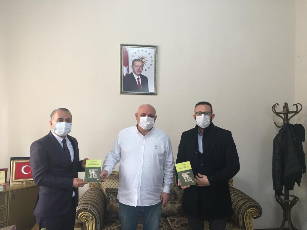 Hak-İş'ten Şevik'e ziyaret