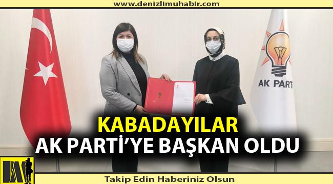 Kabadayılar AK Parti'ye başkan oldu