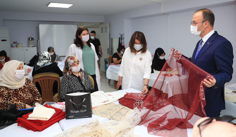 Pamukkale Belediyesi kursları yeniden açılıyor
