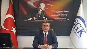 SGK İl Müdürü Mersin'den yapılandırma uyarısı