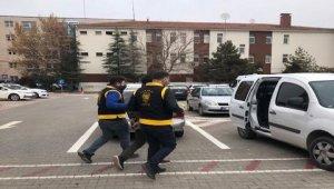 Aksaray'da faili meçhul hırsızlık olaylarının şüphelileri tutuklandı