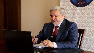 Aksaray, 'Dönüşen Dünyada Lider Çalıştayı'na katıldı
