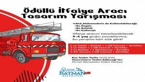 Batman Belediyesi'nden çocuklara ödüllü yarışma