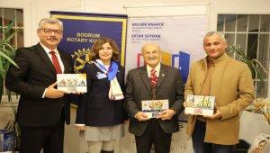 Bodrum'da Rotary Hizmet Ödülleri sahiplerini buldu