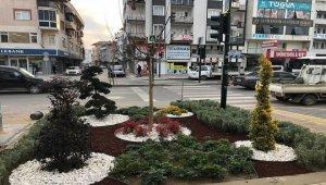 Bursa Gürsu'da peyzaj güzelliği