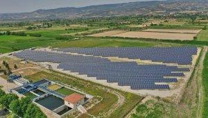 Denizli'nin güneş tarlaları rekor elektrik verdi