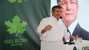 Gelecek Parti Mardin'de Ahmet Davutoğlu heyecanı