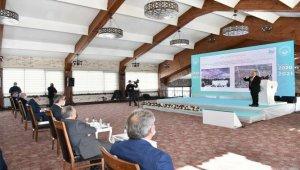 Kayseri Belediyesi'nden 2021'de dev bütçe