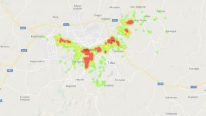 Kayseri Melikgazi'den sonm teknoloji karla mücadele