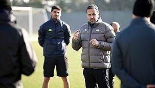 Yukatel Denizlispor, Kayserispor maçı hazırlıklarını tamamladı