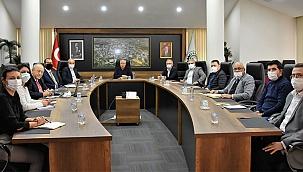 Pamukkale Teknokent Genel Müdürü İlyas Yılmazyıldız, Denizli OSB'de