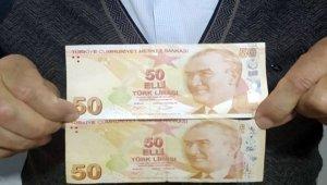 50 TL'ye 50 bin lira istiyor!