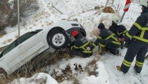 Aksaray'da itfaiye ekibi anında müdahaleyle büyük bir kazayı engelledi