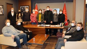 CHP'li Kaftancıoğlu'ndan Kocaeli ziyareti