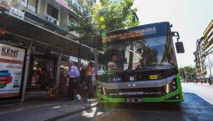 Denizli'de hafta sonu otobüsler sınava ücretsiz taşıyacak