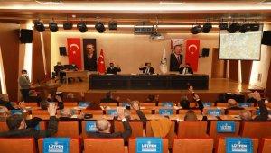 Kayseri Talas'ta mecliste oybirliği kararlar