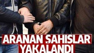 Malatya'da aranan 46 kişi yakalandı