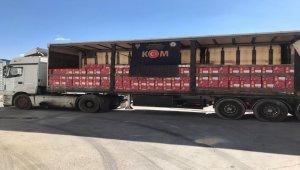 Mardin'de 5 milyon liralık 'kaçak içki' ele geçirildi