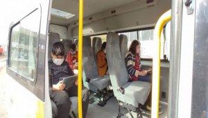 Mardin'de EBA mobil destek aracı hizmette