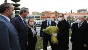 Pamukkale Belediye Başkanı'na Bakan Kasapoğlu'ndan ziyaret