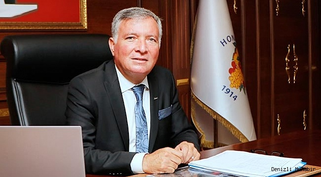 Başkan Kepenek'in Korona testi pozitif çıktı