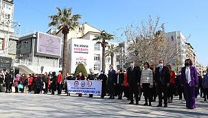 """Başkan Osman Zolan: """"Sadece bir gün değil, her gün yanlarındayız"""""""