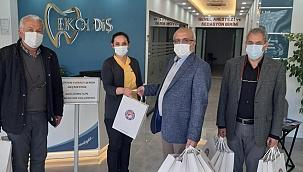 DTO, yeni kararlar üzerine işletmeleri ziyaret etti