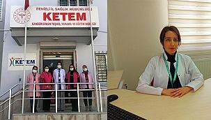 Sümer KETEM, kadınları ücretsiz erken taramaya bekliyor