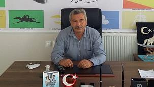 Türk Diyanet Vakıf-Sen Denizli Şube Başkanı Mehmet Çoban'dan kadınlar günü mesajı