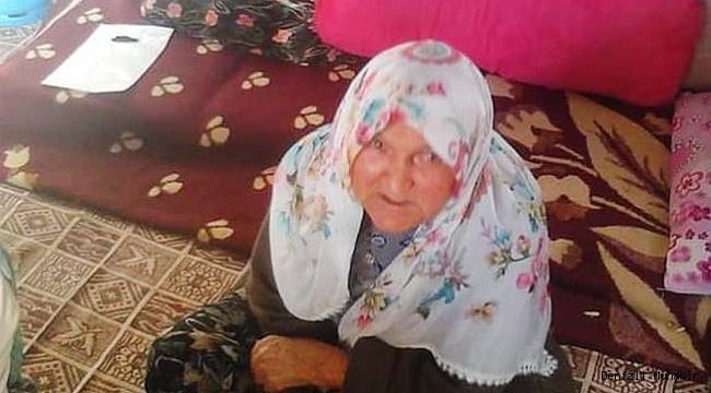 Yaşlı kadın koronaya yenildi