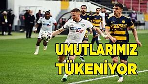 Ankaragücü, Denizlispor'la puanları paylaştı