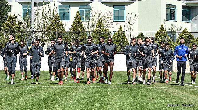 Yeşil-siyahlı ekip Ankara maçına 5 eksikle çıkacak