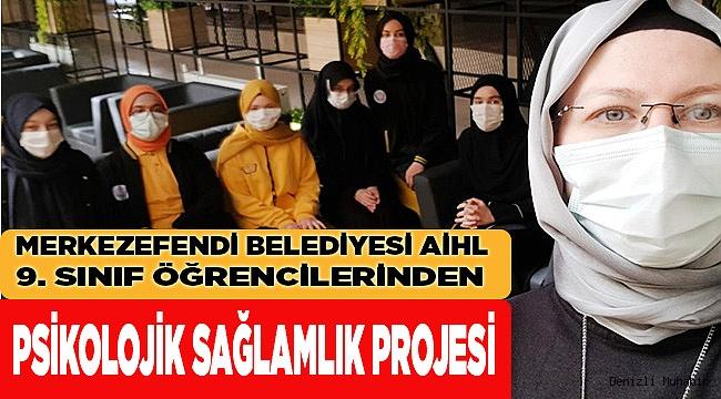 MERKEZEFENDİ BELEDİYESİ AİHL'DEN 'PSİKOMEDYA ETWİNNİNG PROJESİ'