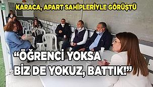 ÖĞRENCİ YOKSA BİZ DE YOKUZ, BATTIK!