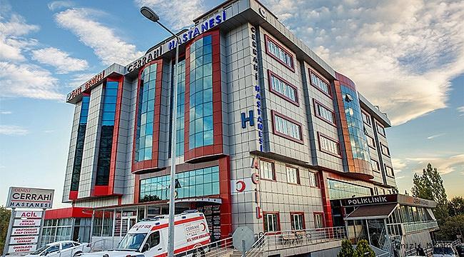 Özel Denizli Cerrahi Hastanesi kapanmada tam kapasite hizmet verecek