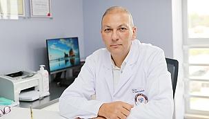 Prof. Dr. Karalezli Cerrahi Hastanesi'nde Göreve Başladı