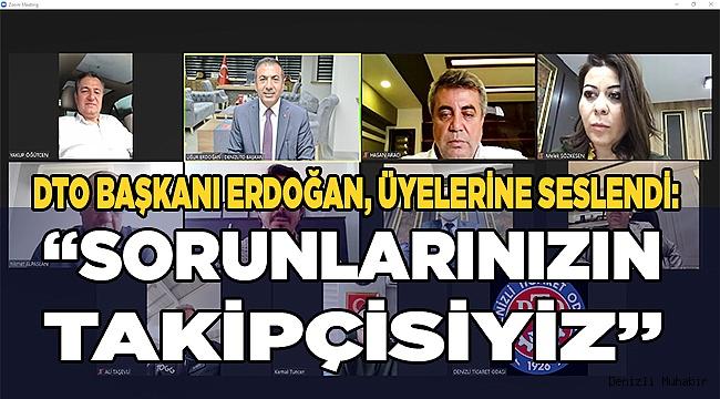 """""""SORUNLARINIZIN TAKİPÇİSİYİZ"""""""