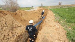 Denizli Çivril'de Tokça ve Bayat mahallelerine yeni su kaynağı