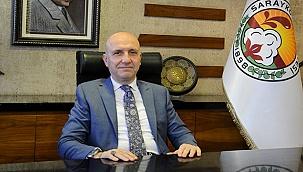 Başkan Özbaş'ın Ramazan Bayramı mesajı