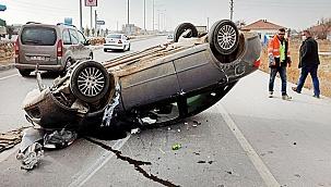 Denizli'de son 1 haftada 1'i ölümlü 69 trafik kazası meydana geldi