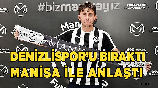 Kubilay, Manisa FK ile anlaştı