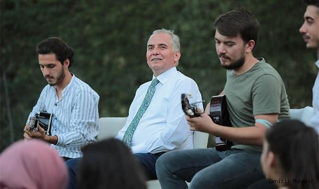 Başkan Zolan'dan gençlere tavsiyeler...