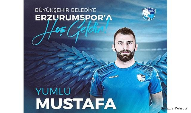 Mustafa Yumlu BB Erzurumspor ile anlaştı