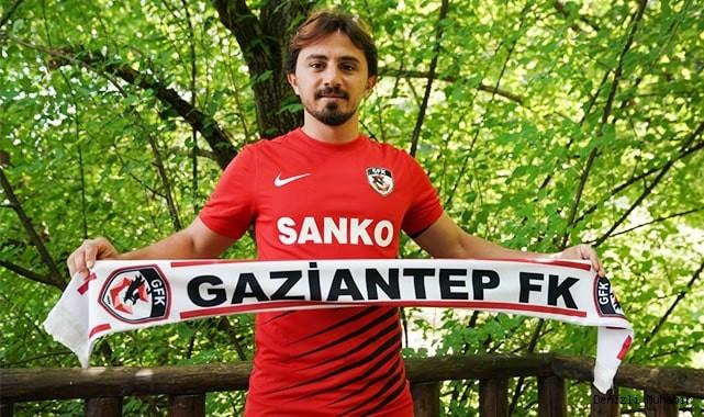 Recep Niyaz, Gaziantep ile anlaştı