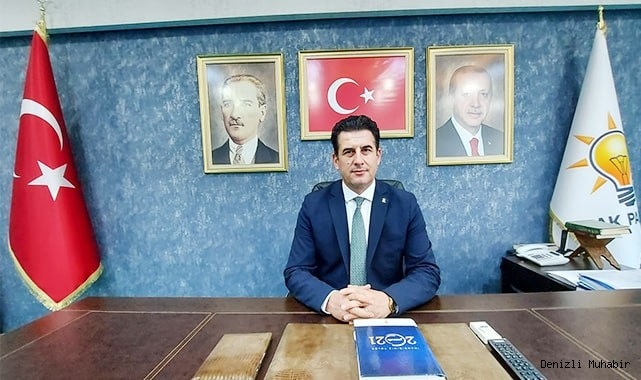 AK Parti İl Başkanı Yücel Güngör'ün Mevlid Kandili Mesajı