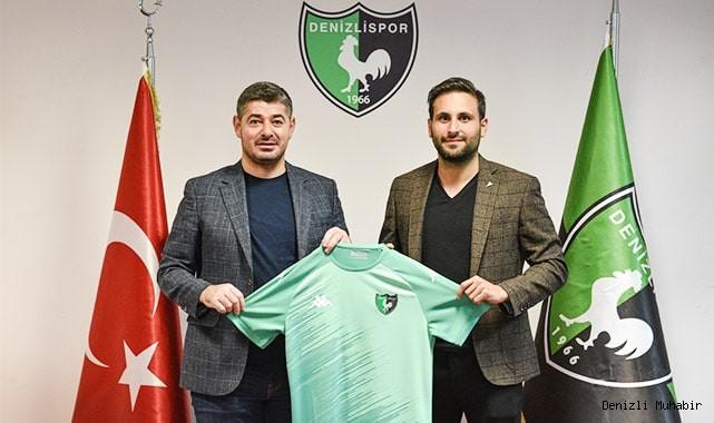 Birdallar İnşaat, Altaş Denizlispor'un resmi antrenman ürünleri sponsoru oldu.